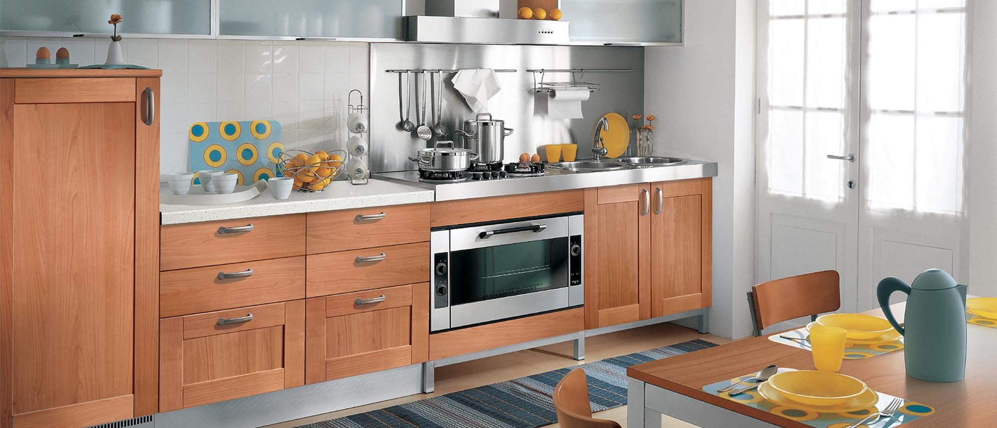 Preferenza Best Cucine In Ciliegio Moderne Pictures - Design & Ideas 2017  DS58